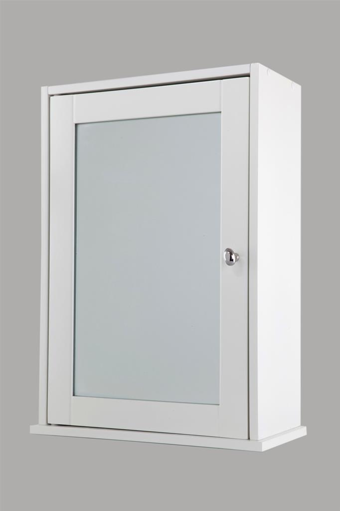 TEMA VIOLA WHITE BATHROOM CABINET 360x500x170