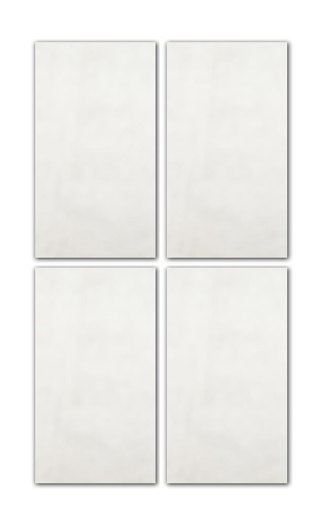 MGM HARMONY 30x15CM (4) SELF ADHESIVE MIRROR TILES