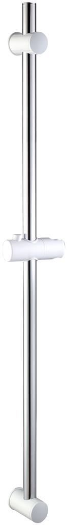 EUROSHOWERS EURORAIL KIT WHITE ADJUSTABLE