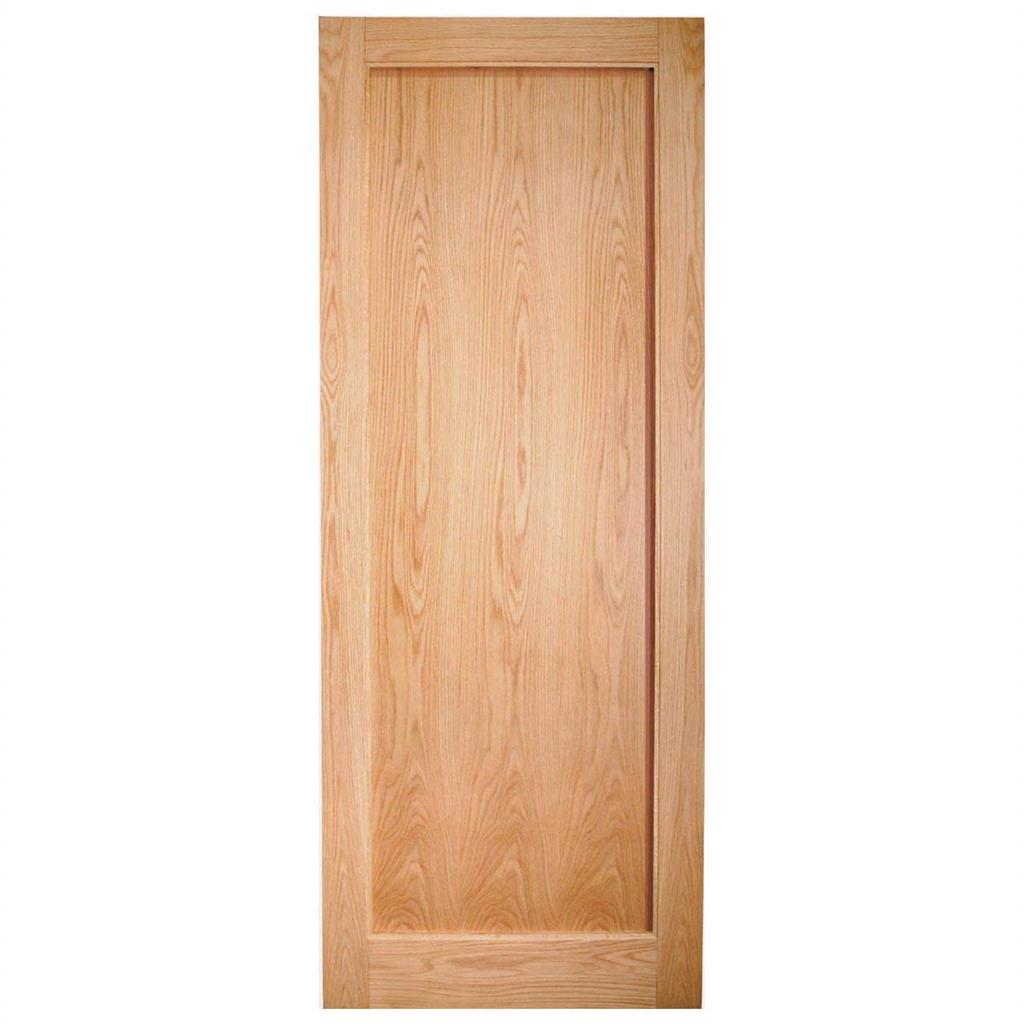 RUSHMORE SHAKER OAK DOOR PRE-FINISHED 78x24