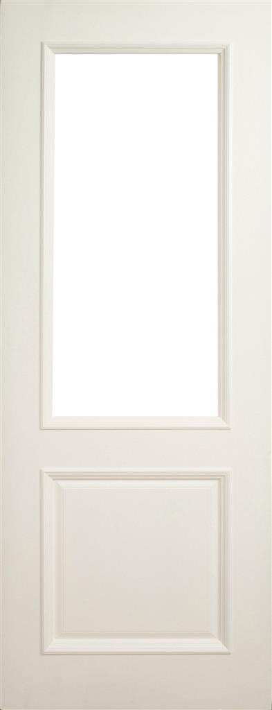 MONROE PRIMED 2P UNGLAZED BOLECTION DOOR 80X32