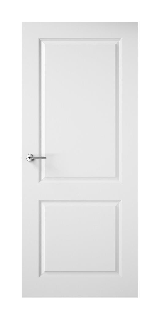KILLESHANDRA MOULDED 2 PAN SMOOTH DOOR 78x24x44MM