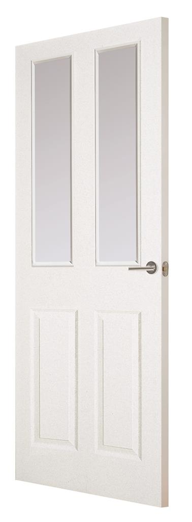 SHANNON MOULDED GLAZED SMOOTH DOOR 80 X 32 X 44MM