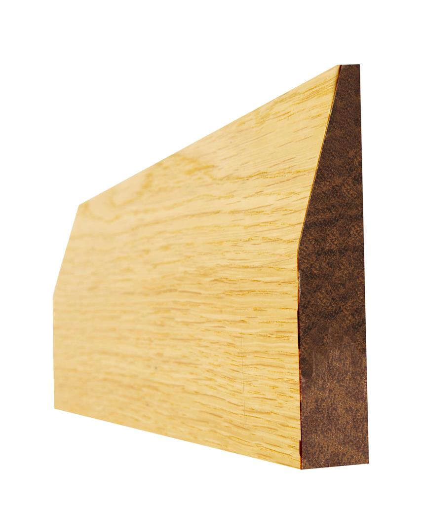 OAK 4 IN CHAMFERED PRE-FIN ARCH 16X95X2.2M(5PCS)