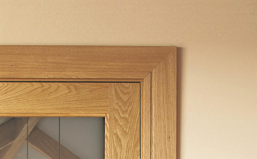 OAK 4 IN CONTEMP P/FIN ARCHITRAVE 16X95X2.2M(5PCS)