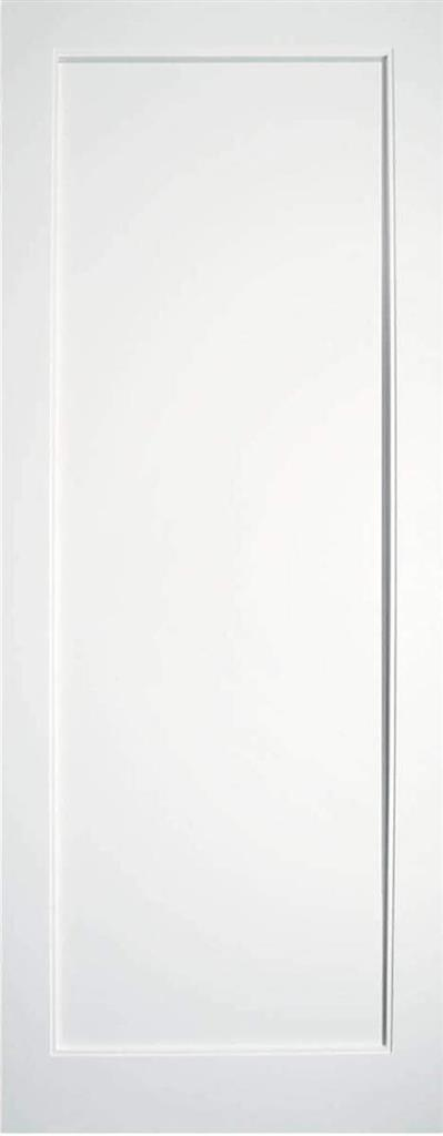 KENMORE WHITE PRIMED SINGLE PANEL 80X34