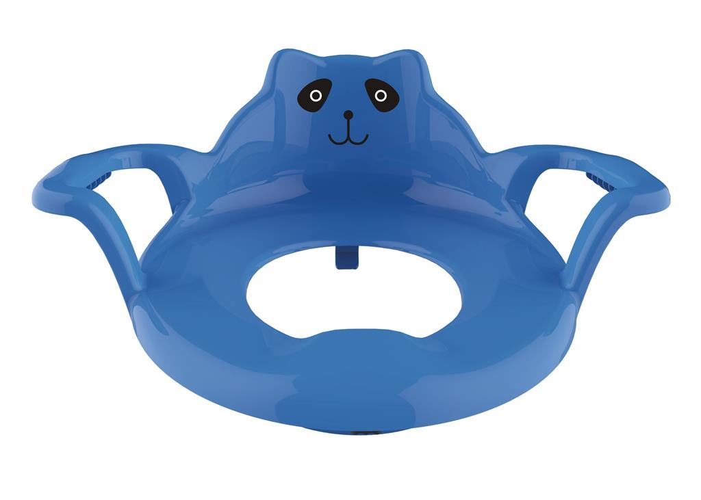 CHILDRENS TOILET SEAT - BLUE