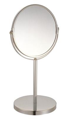 ATHOME BEAUTY MIRROR 17CM CHROME 1X 2X