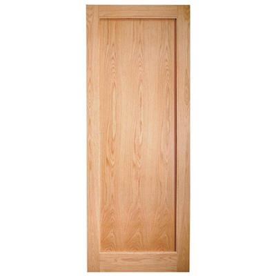 RUSHMORE SHAKER OAK DOOR PRE-FINISHED 80X32