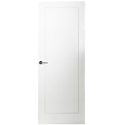 ATLANTA MOULDED 1 PANEL DOOR 80x32X44MM