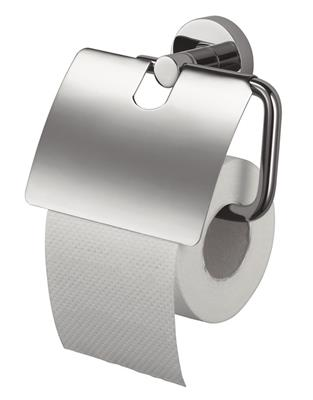 N251301 KOSMOS TOILET ROLL HOLDER WITH LID