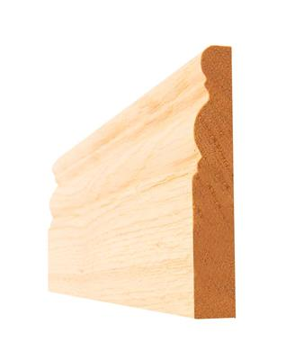 OAK 3 IN  OGEE PRE-FIN ARCHITRAVE 16X70X2.2M(5PCS)