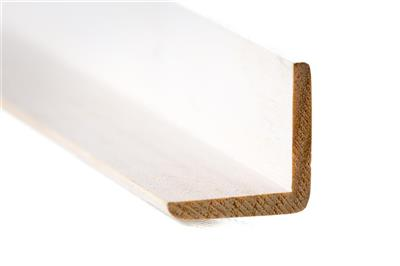 PRIMED MOULDING ANGLE 38X38X2.4m X 10 LNTHS - W