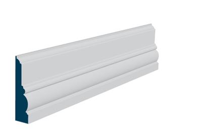 PRIMED VICTORIAN ARCHITRAVE 31X120X2.4 (5 PCS)