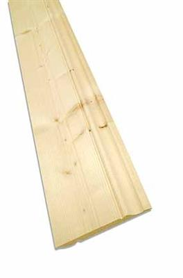 W/DEAL 4 INCH OG SKIRTING NOM 22x100x2.4Mx5 LENGTH