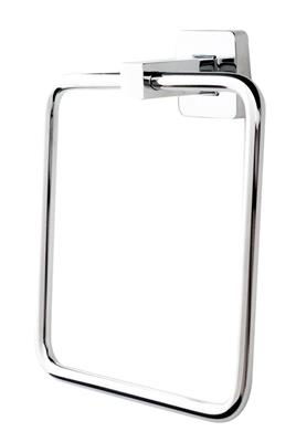 TEMA VERONA TOWEL RING CHROME