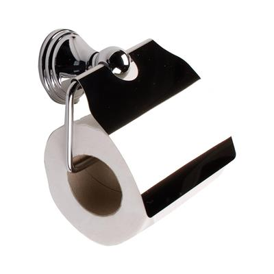TEMA ARNO TOILET ROLL HOLDER WITH LID CHROME
