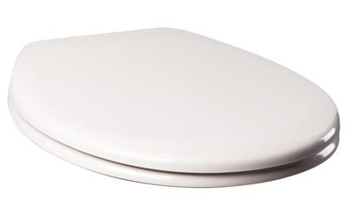 TEMA OPAL DELUXE SOFT CLOSE TOILET SEAT WHITE
