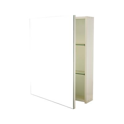 TEMA NOVARA SINGLE CABINET 40X62X12 WHITE