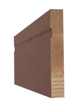 WALNUT CONTEMP PRE-FIN SKIRT16X138X3.6M(5PCS)